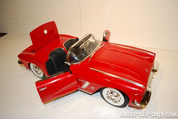 1/8 Scale 1962 Corvette Remote Control Pocher Size 20