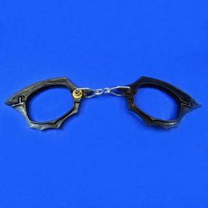 Replica Batman Batcuffs 1966 Ideal Batman Utility Belt Accessory