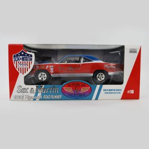 1969 1/2 Plymouth Road Runner Diecast Model Car 1/18 Scale By ERTL