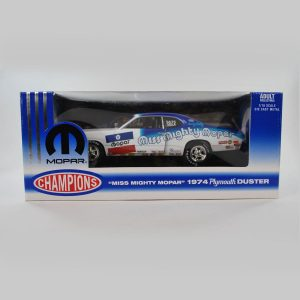 1974 Plymouth Duster Diecast Model Car 1/18 Scale By RC2
