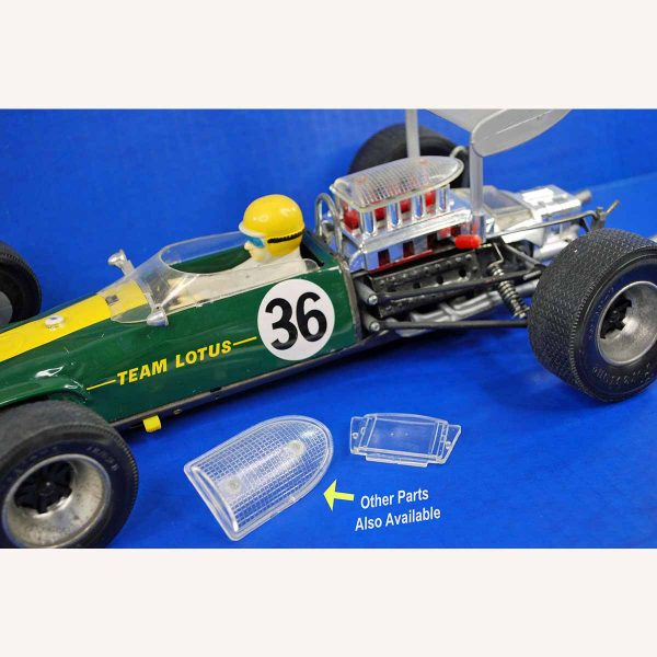 Asahi Toys Junior Products Lotus 49 F-1 Replacement GEAR Cover
