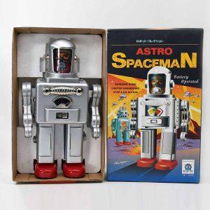 Astro Spaceman Robot by Ha Ha Toys