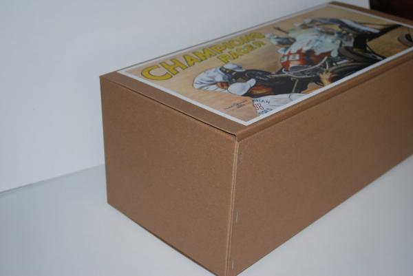 Yonezawa Champions Racer Replica Box, Agajanian