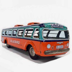 Daiya Bluebird National Park Excursion Bus by Daiya of Japan