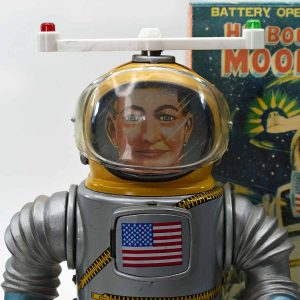 Hi-Bouncer Moon Scout Astronaut by Marx