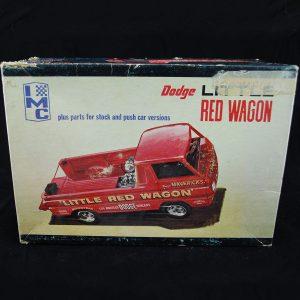 Hawk IMC Dodge Little Red Wagon Golden A-100 Pickup 1:25 scale