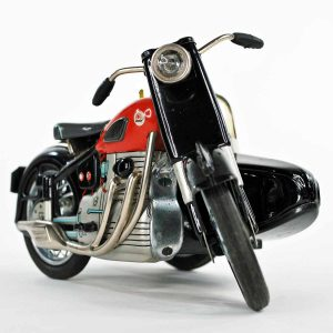 Marusan Sunbeam Motorcycle with Sidecar Battery Operated