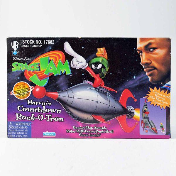 'Marvin's Countdown Rock-O-Tron' Rocket Ship Game - Looney Tunes/Warner Bros.
