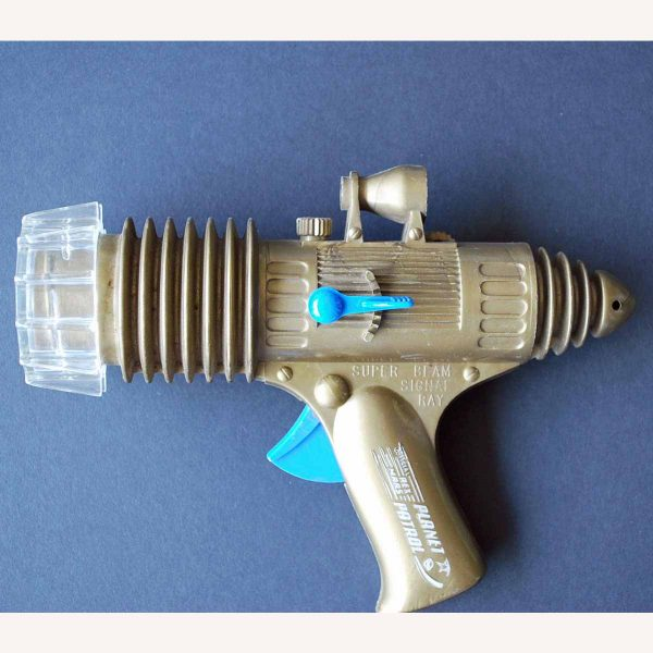 Replacement Switch - Marx Super Beam/Space Patrol Atomic Flashlight/Planet Patrol and the Halco Space Patrol