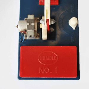 Replacement Battery Cover for Melvin G Miller Texas Oil Well Pumping Unit
