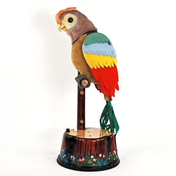 Marx Pete the Parrot