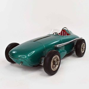 """Sears Exclusive 'The Turnpike Line' Racer With Friction Powered Motor 15"""""""