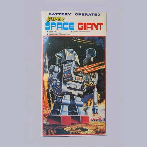 Super Space Giant Robot by Metal Hause Japan