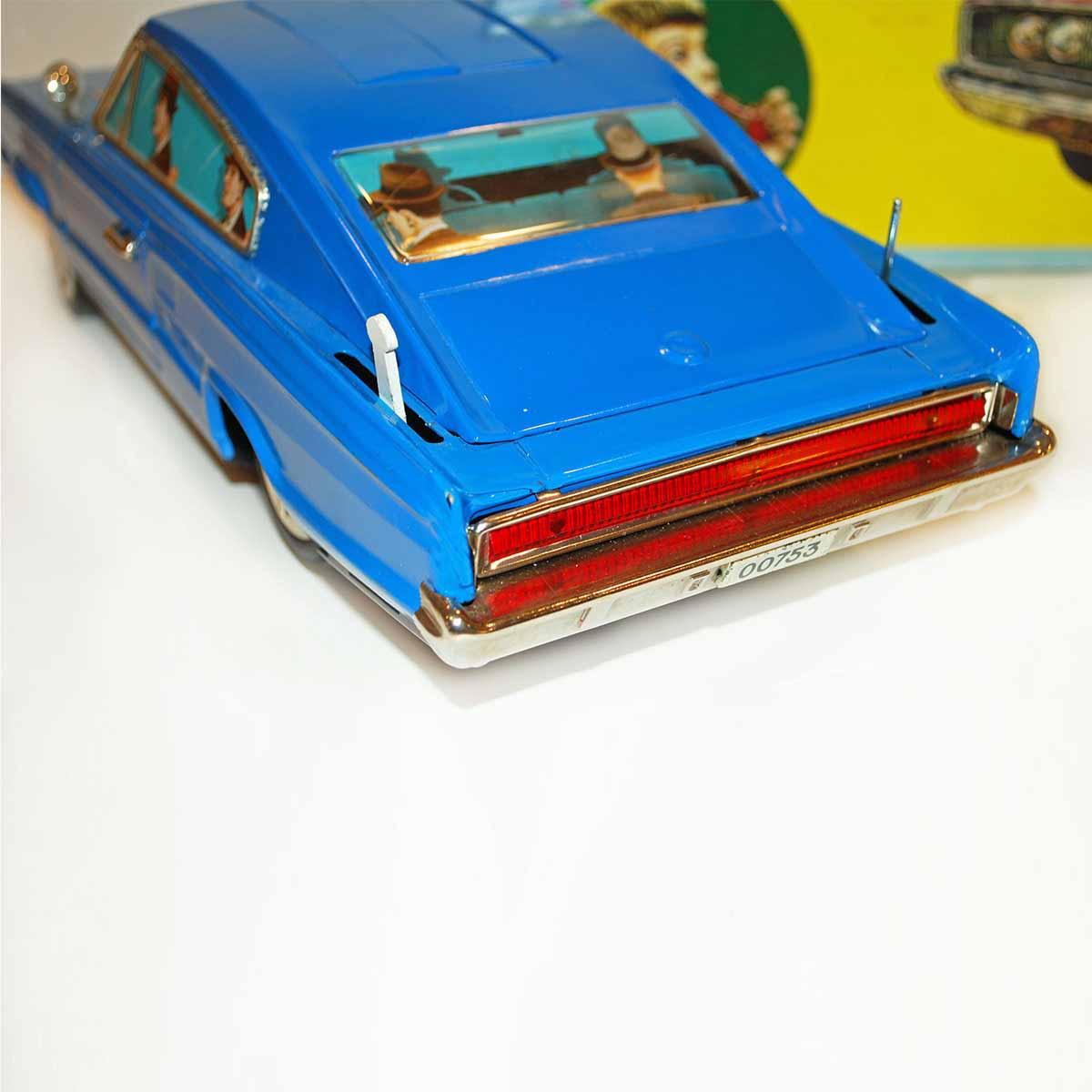 TN/Nomura/Baravelli Sonic Car Dodge Charger Battery Operated MIB