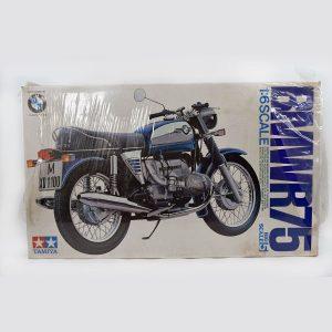 Tamiya BMW R75 Motorcycle 1/6 Scale VINTAGE