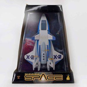 Walt Disney World Mission Space X-2 Spacecraft OOP RARE Mint in Box