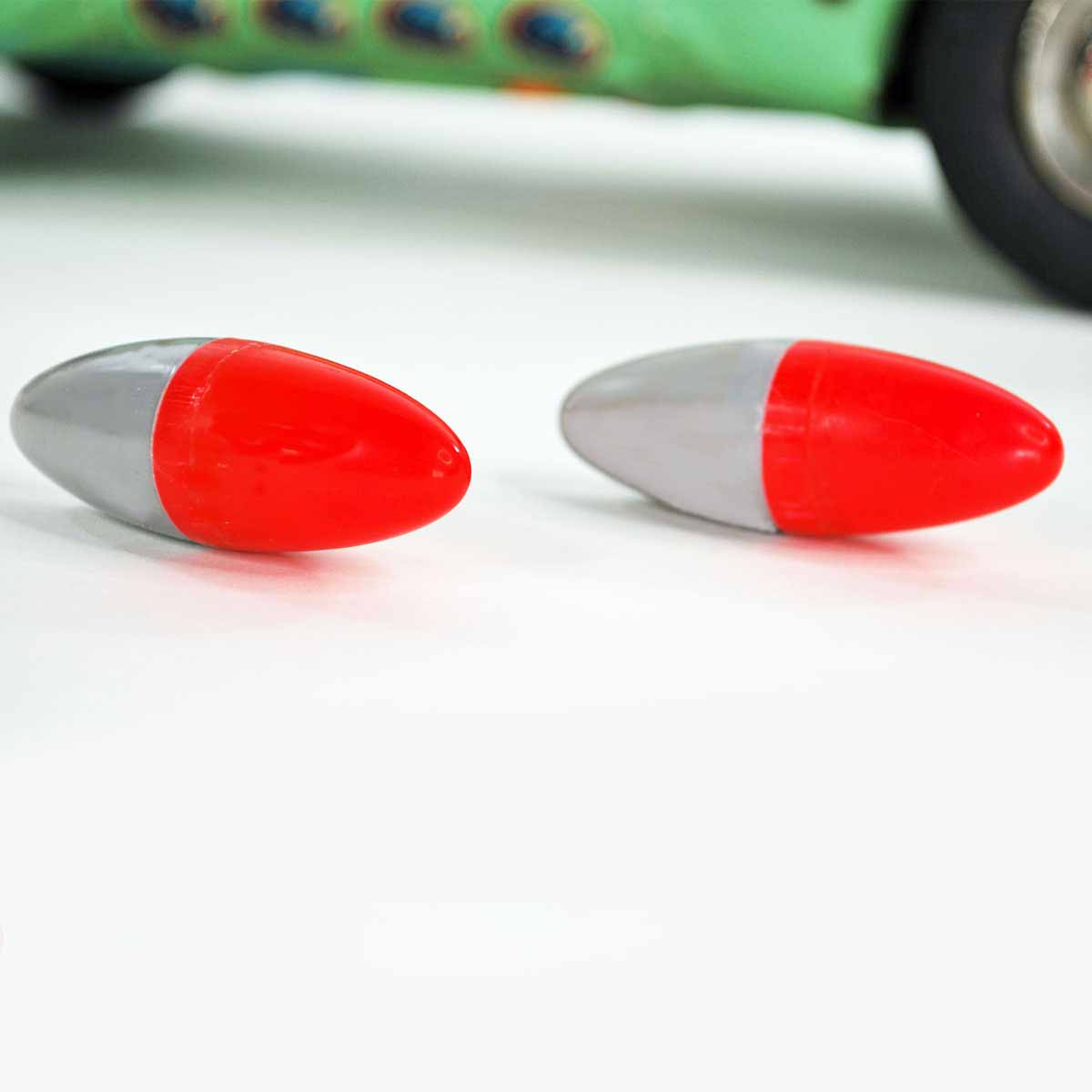 Yonezawa Atom Jet Racer Replacement Two Piece Cowl Light by Uncle Al's Toys